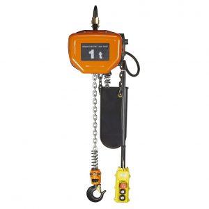 Hitachi elektrische takel F-serie 1 ton