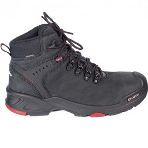 Werkschoenen Baak Bailey S3 hoog zwart en kruipneus WATERDICHT